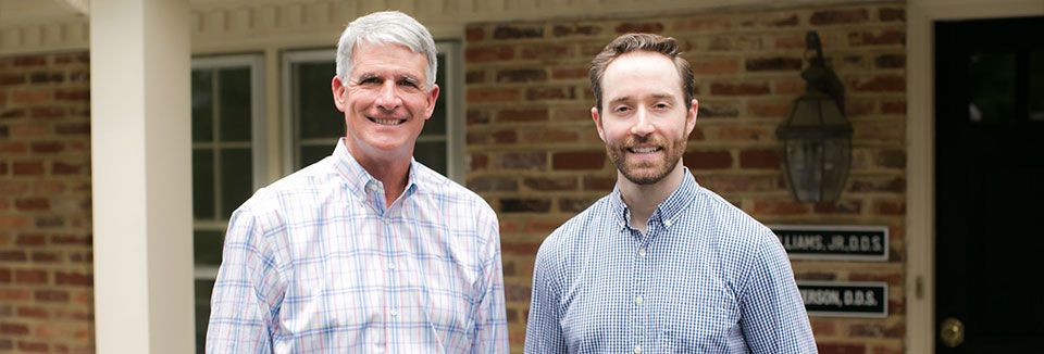 Jon W. Williams DDS and Dayne Patterson DDS - Dentists in Alexandria VA